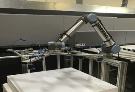 Robots to do the Heavy-Lifting