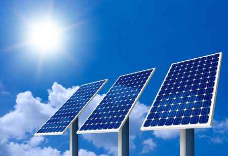 Applying Chemical Technology to Enhance Solar Cells