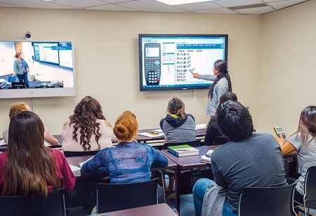 High Definition, Interactive Distance Education