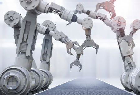 6 Industries Showing a Rapid Rise in Robotics Incorporation