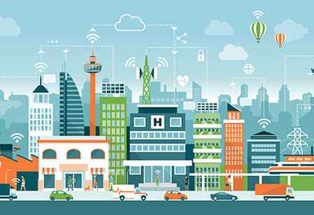 IoT, the Foundation for Smart Cities