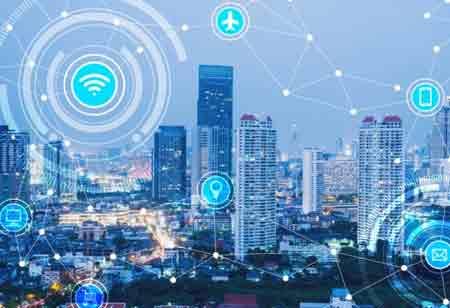 Three Major Tech Trends in Smart Cities