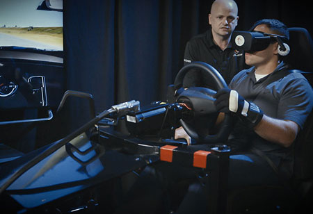 VR Revolutionizing Transport Training