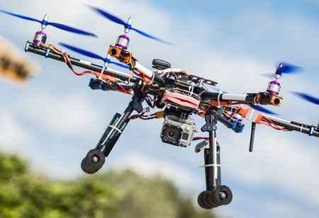 Drone Competition brings in a wave of Counter-Drone Technologies