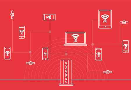Safer Wi-Fi Connections with WPA3 Protocol