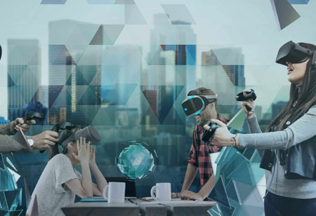3 AR and VR Contributions to Digital Business Management