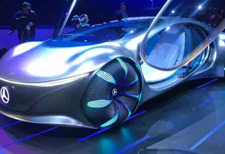 New Smart Car Inspired by Avatar Spells Luxury and Innovation