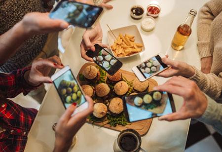 Digital Marketing is Revolutionizing the Food Industry