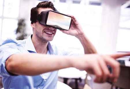 Industrial Training refashioned by AR/VR