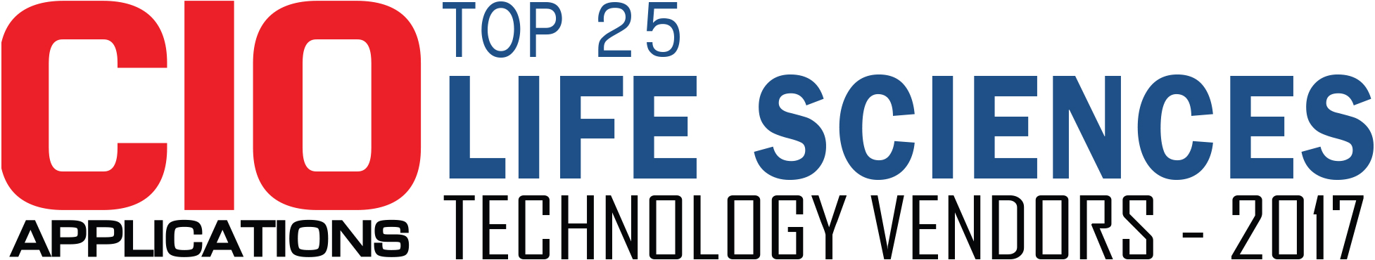 Top 25 Life Sciences Tech Companies - 2017