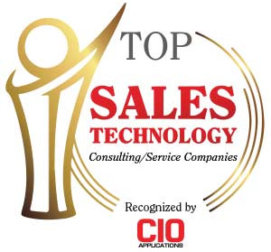 Top 10 Sales Technology Consulting/Service Companies - 2020