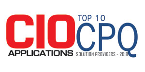 Top 10 CPQ Solution Providers - 2018