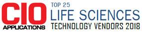 Top 25 Life Sciences Technology Vendors - 2018
