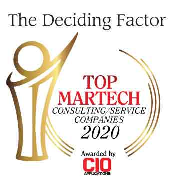 Top 10 MarTech Consulting/Service Companies - 2020