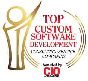 Top Custom Software Development Consulting/Service Companies