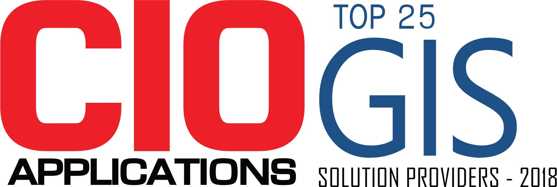 Top 25 Companies Providing GIS Solution  - 2018