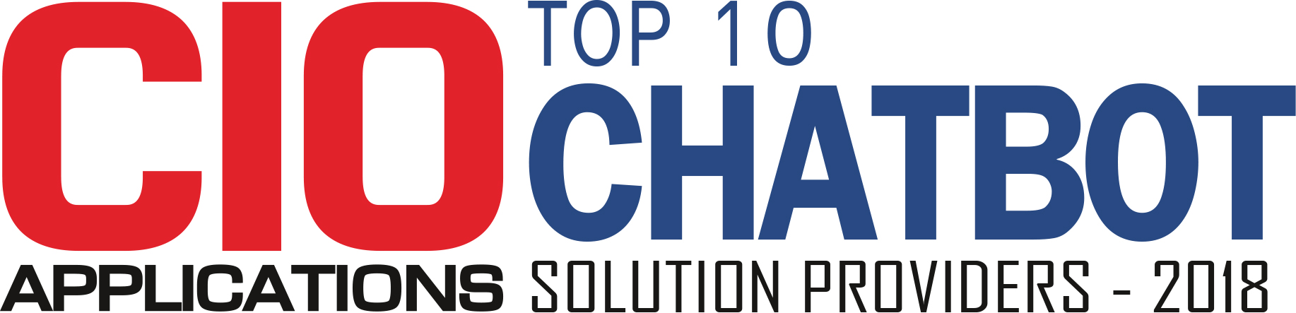 Top 10 Companies Providing Chatbot Solution  - 2018