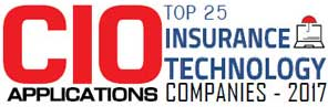 Top 25 Insurance Technology Companies - 2017
