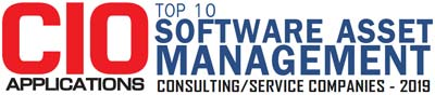 Top 10 Software Asset Management Consulting/Services Companies - 2019