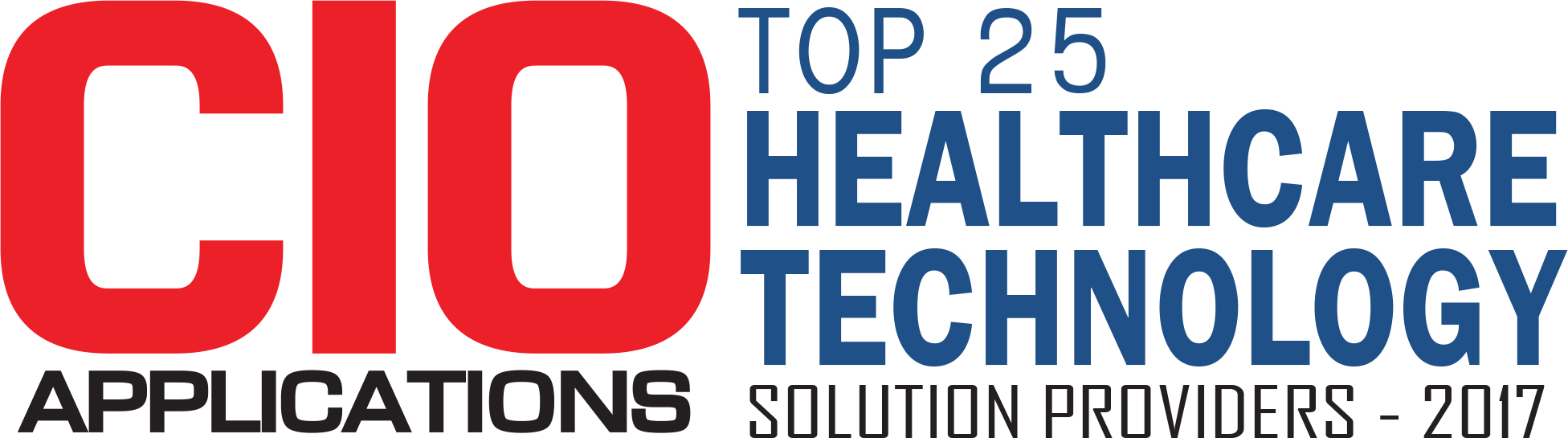 Top 25 Healthcare Technology Solution Companies - 2017