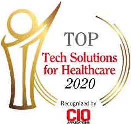 Top 25 Tech Solutions for Healthcare - 2020