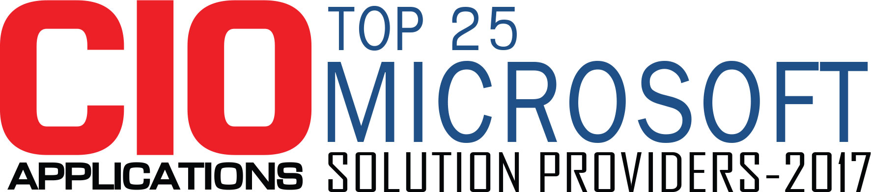 Top 25 Microsoft Solution Companies - 2017