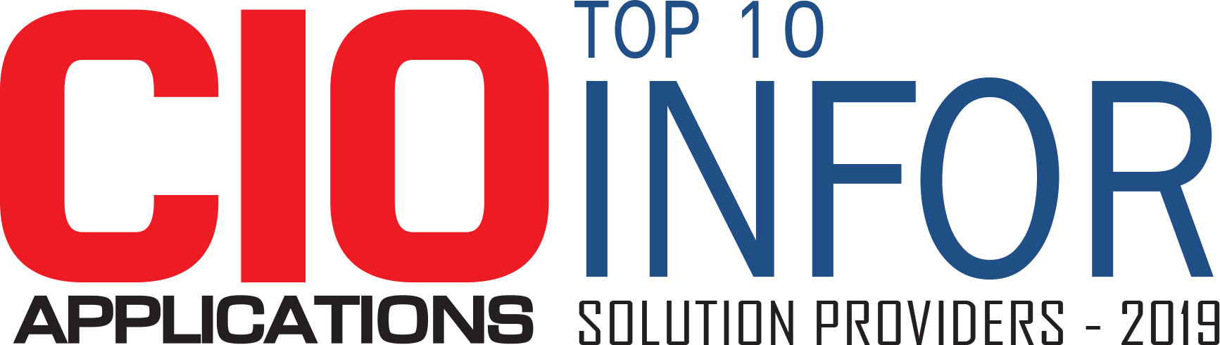 Top 10 Infor Solution Companies - 2019
