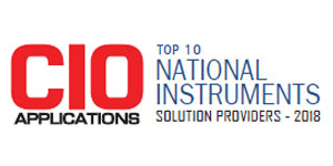 Top 10 Companies Providing National Instruments Solution  - 2018