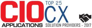 Top 25 Companies Providing CX Solution  - 2017
