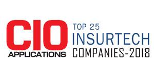 Top 25 InsurTech Companies - 2018