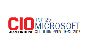 Top 25 Microsoft Solution Providers 2017
