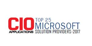 Top 25 Microsoft Solution Providers 2017