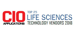 Top 25 Life Sciences Technology Vendors - 2018
