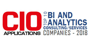 Top 10 BI and Analytics Consulting/Services Companies - 2018