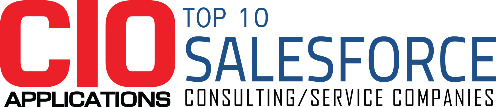 Top 10 Salesforce Consulting/Services Companies - 2019