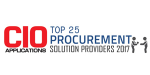 Top 25 Procurement Solution Providers 2017
