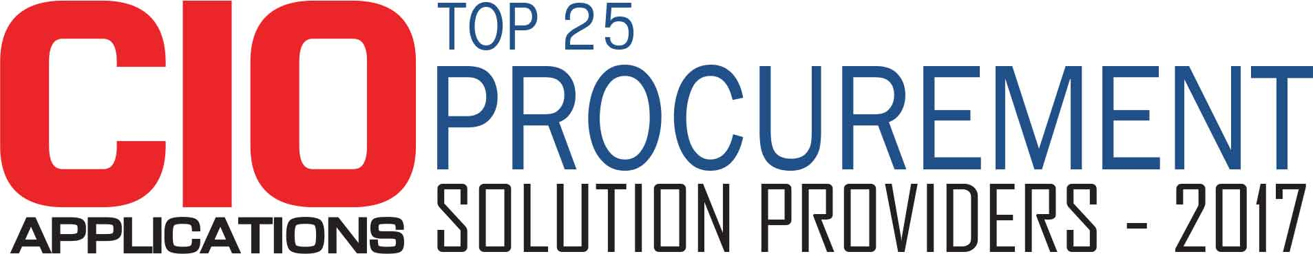 Top 25 Companies Providing Procurement Solution - 2017