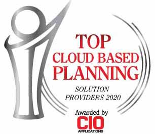 Top 10 Cloud Based Planning Solution Companies - 2020