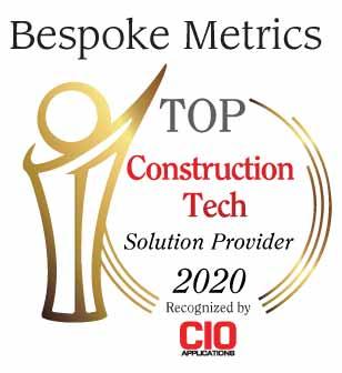 Top 10 Construction Tech Companies - 2020