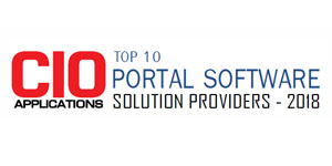 Top 10 Companies Providing Portal Software Solution  - 2018