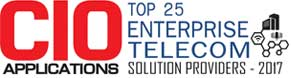 Top 25 Enterprise Telecom Solution Providers - 2017