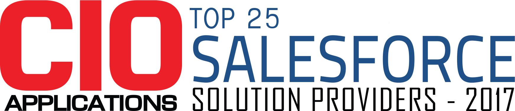 Top 25 Salesforce Solution Companies- 2017