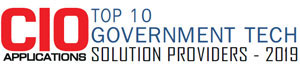 Top 10 Government Tech Solution Providers - 2019
