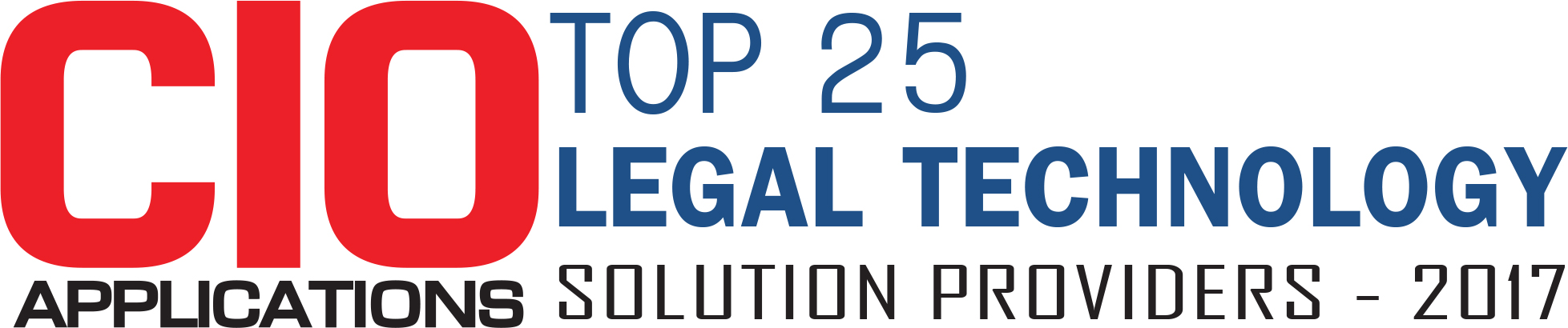 Top 25 Legal Technology Solution Companies - 2017