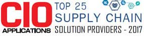 Top 25 Companies Providing Supply Chain Solution  - 2017
