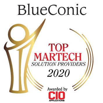 Top 10 MarTech Solution Companies - 2020