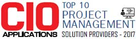 Top 10 Project Management Solution Providers - 2017