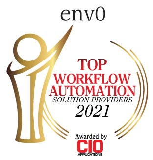 Top 10 Workflow Automation Solution Companies – 2021