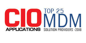 Top 25 MDM Solution Providers - 2018