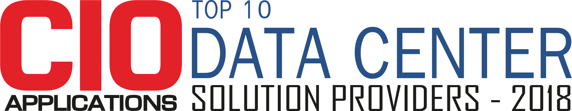 Top 10 Companies Providing Data Center Solution  - 2018